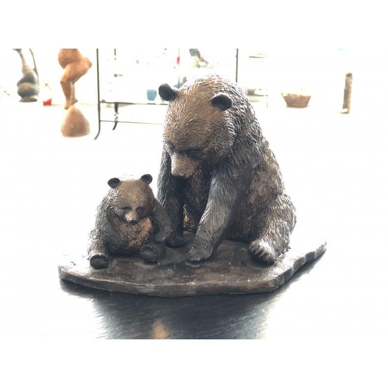 Bronze bjørne