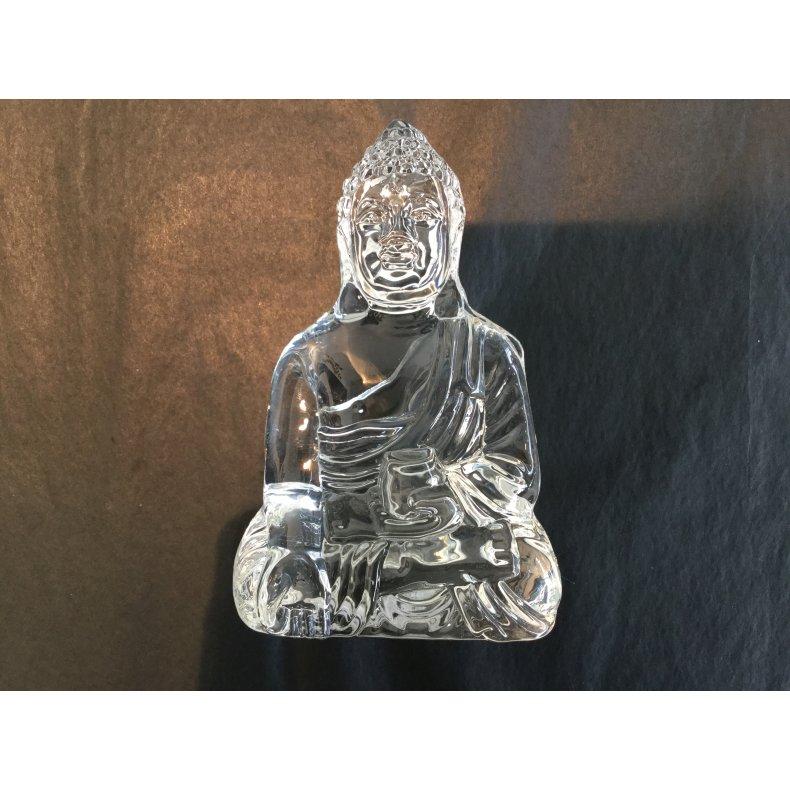 Glas Buddha