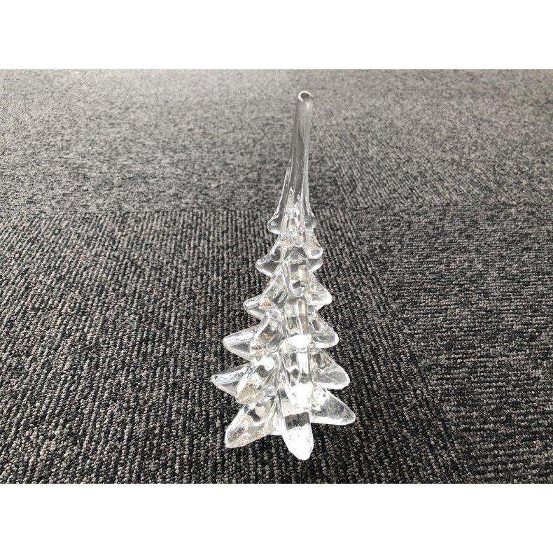 Glas juletræ