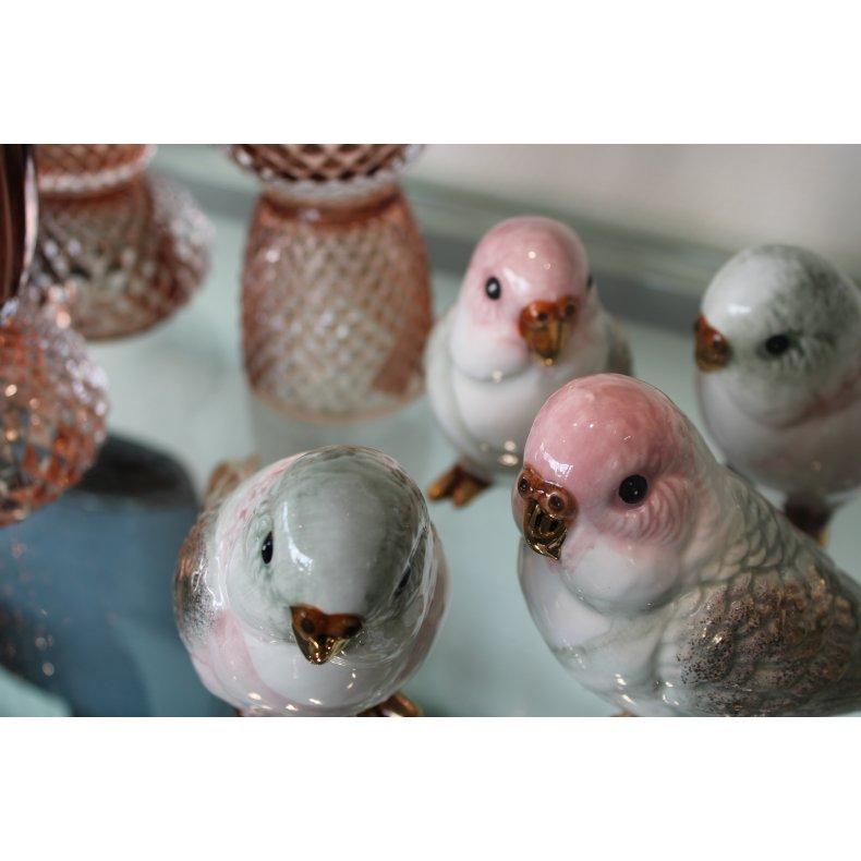 porcelænsfugle